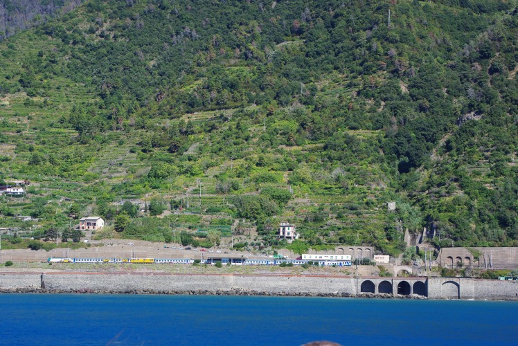 train-between-corniglia-vernazza