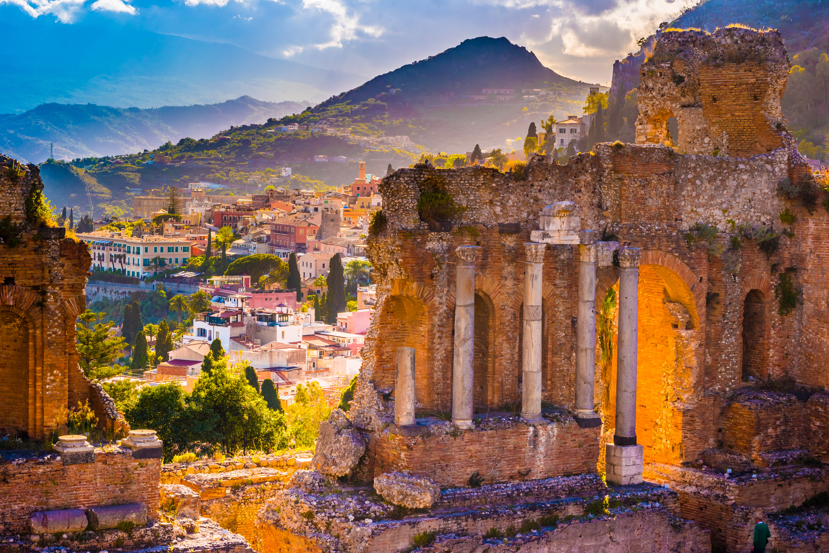 Mediterranean Cruise Excursion – Taormina