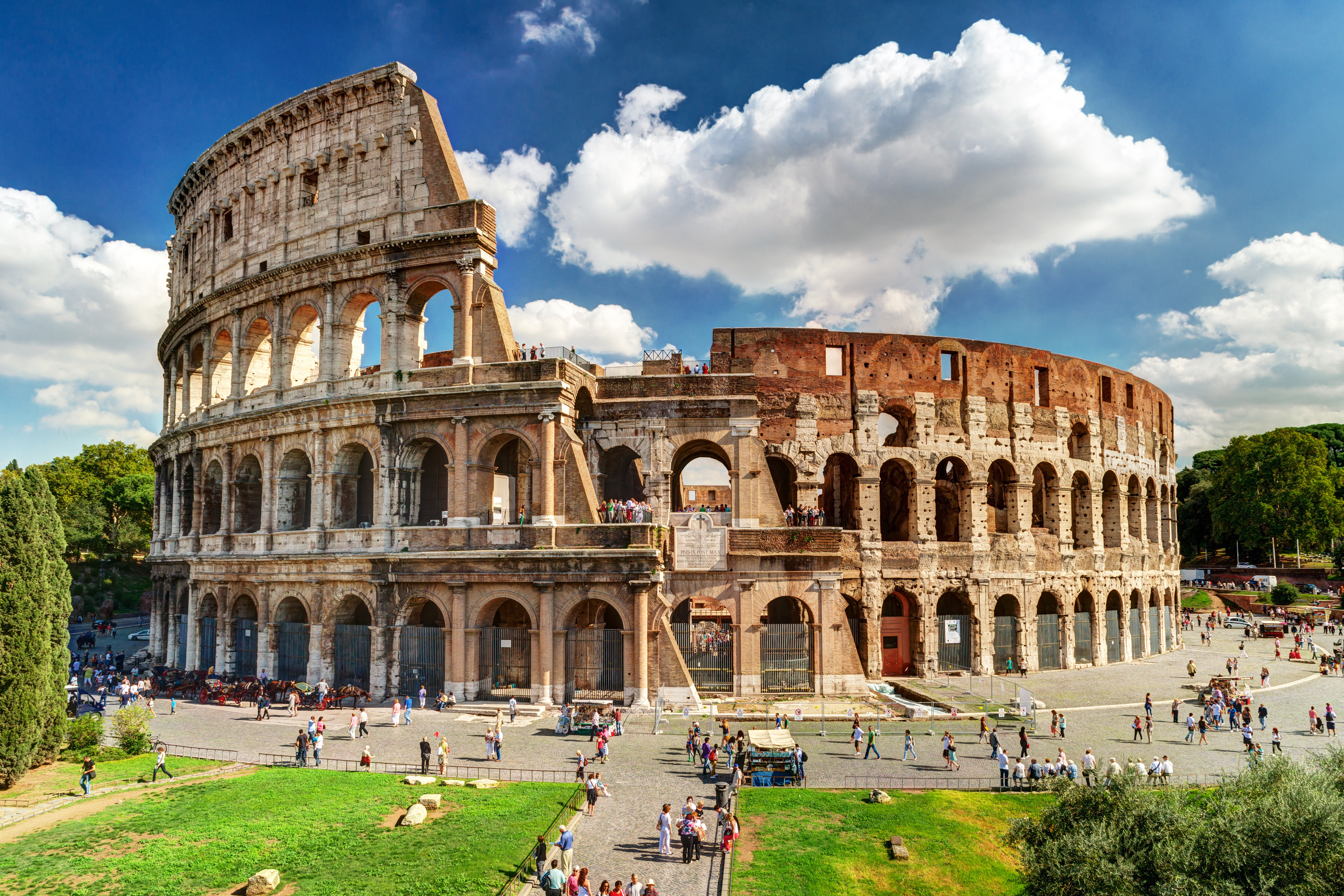 Mediterranean Cruise Excursions -Civitavecchia